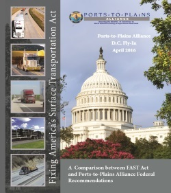 Ports-to-Plains Policy Paper Front Page